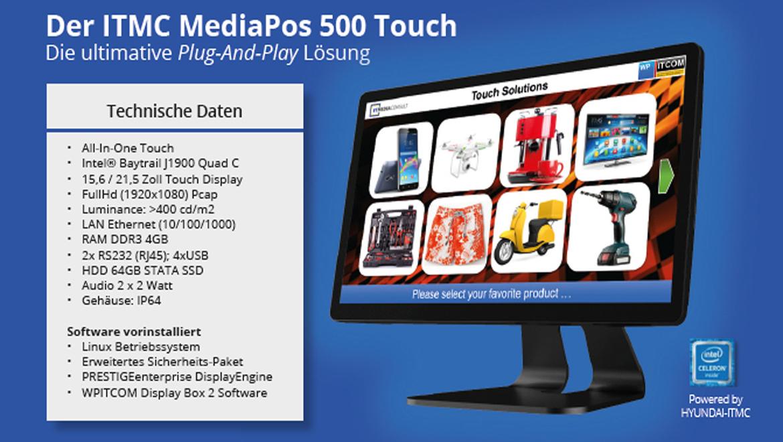 ITMediaConsult - Interaktiver Produkt Presenter