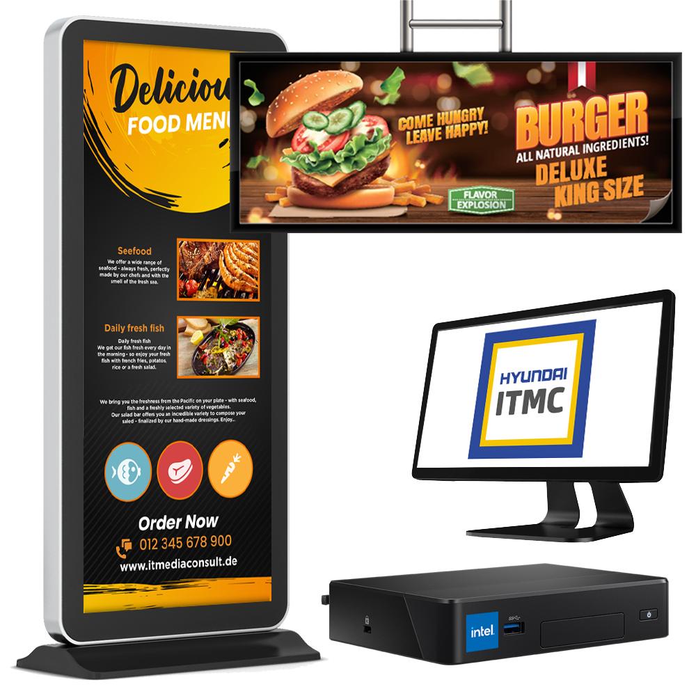 ITMediaConsult AG - Digital Signage Produkte