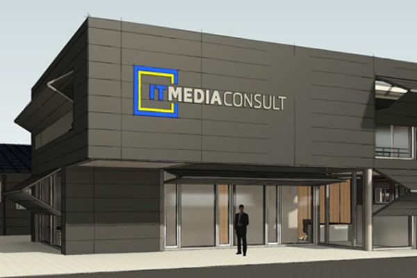 ITMediaConsult - Eingang Portal