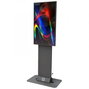 ITMediaConsult Mono-Display Steele 1h Front