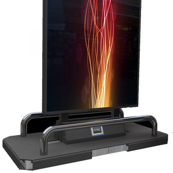ITMC Steele Dual-Screen Prallschutz