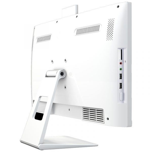 ITMediaConsult PC All-In-One 22 Zoll Anschlüsse