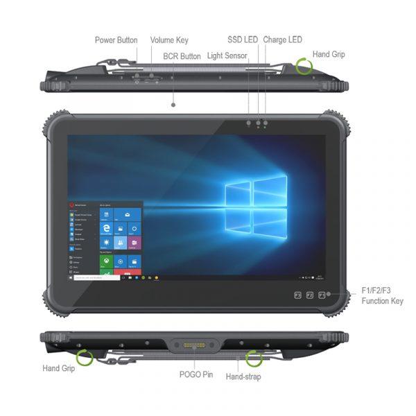 ITMC MediaPOS Mobile Kasse Interfaces