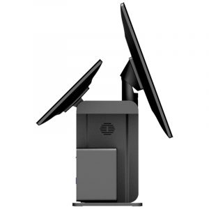 ITMediaConsult Hybrid Kassensysteme Dual-Screen Rechts