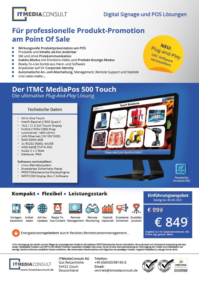 MediaPresenter Promotion